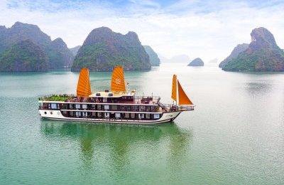 Combo Peony Cruises & Silk Path Hotel