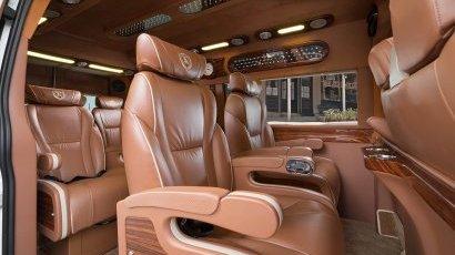 Luxury Mini Van 1