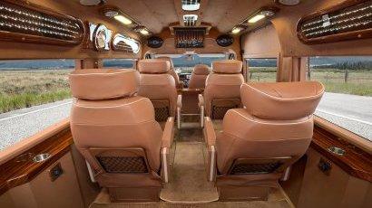 Luxury Mini Van 2
