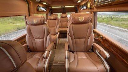 Luxury Mini Van 3