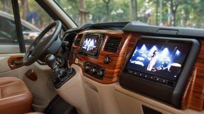 Luxury Mini Van 4