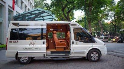 Luxury Mini Van 7