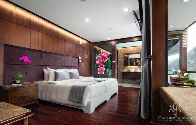 Premium Suite Cabin With Balcony